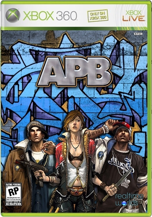 APB In-game Ads?