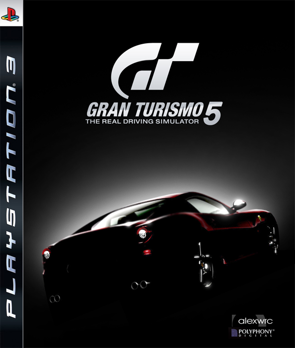 Gran Turismo 5 Is Finally Here... Well, The Boxes Are