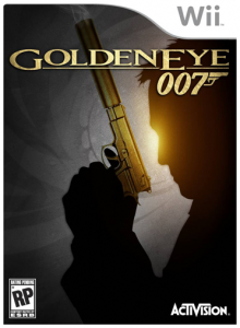 GoldenEye 007 Remake For The DS?!?!?!?!?