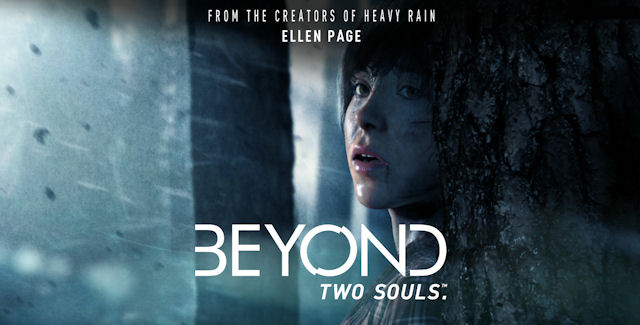 Beyond: Two Souls - Seems as Though I Just Became a New PlayStation Player
