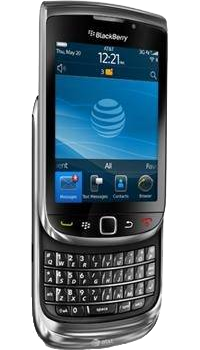 BlackBerry OS 6 and the New Torch