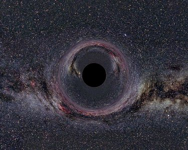 Black Hole Created on Earth, Gas Holes Erupt