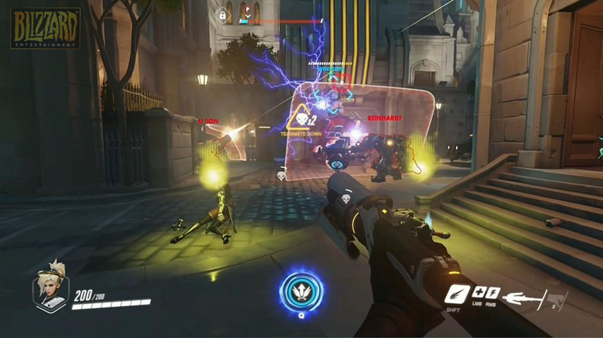 Blizzard Announced New FPS Overwatch at BlizzCon