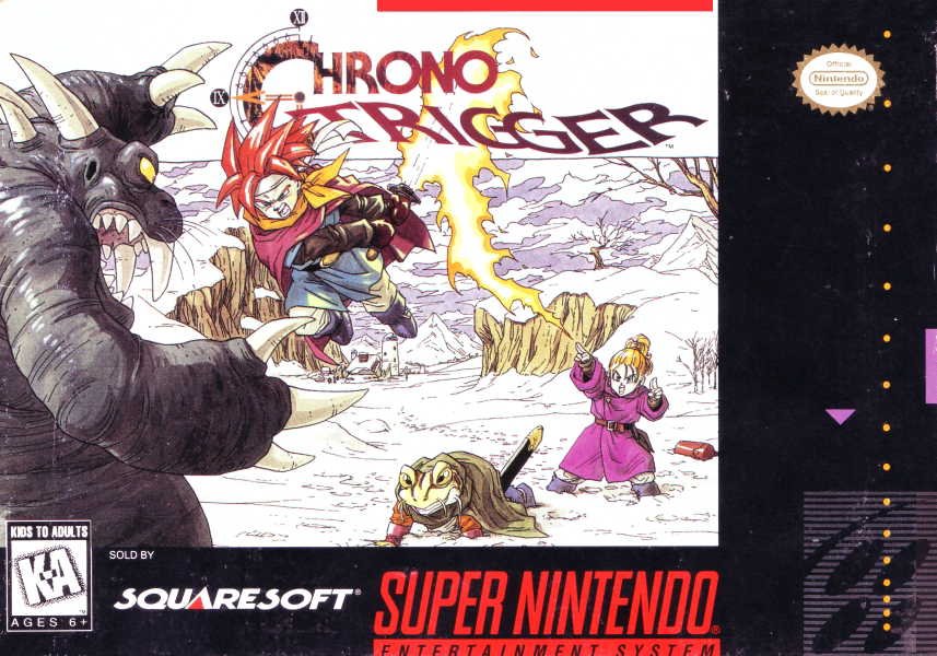 Legendary RPG Chrono Trigger Comes to WiiWare