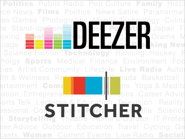 Stitcher Becomes Part of Deezer Streaming Company