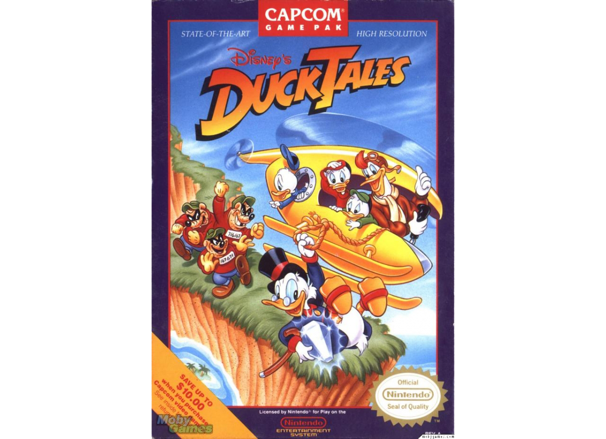 DuckTales Remastered, Comes to Current-Gen Consoles in Summer