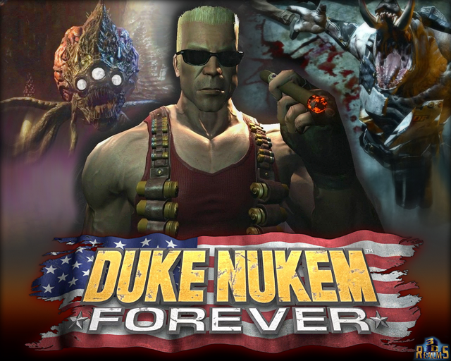 Duke Nukem Finally?