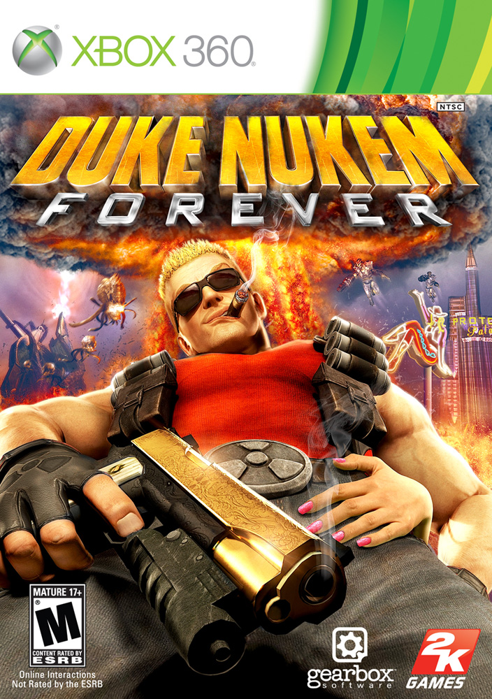 Duke Nukem Forever Makes Gold Status, We Don't Believe It