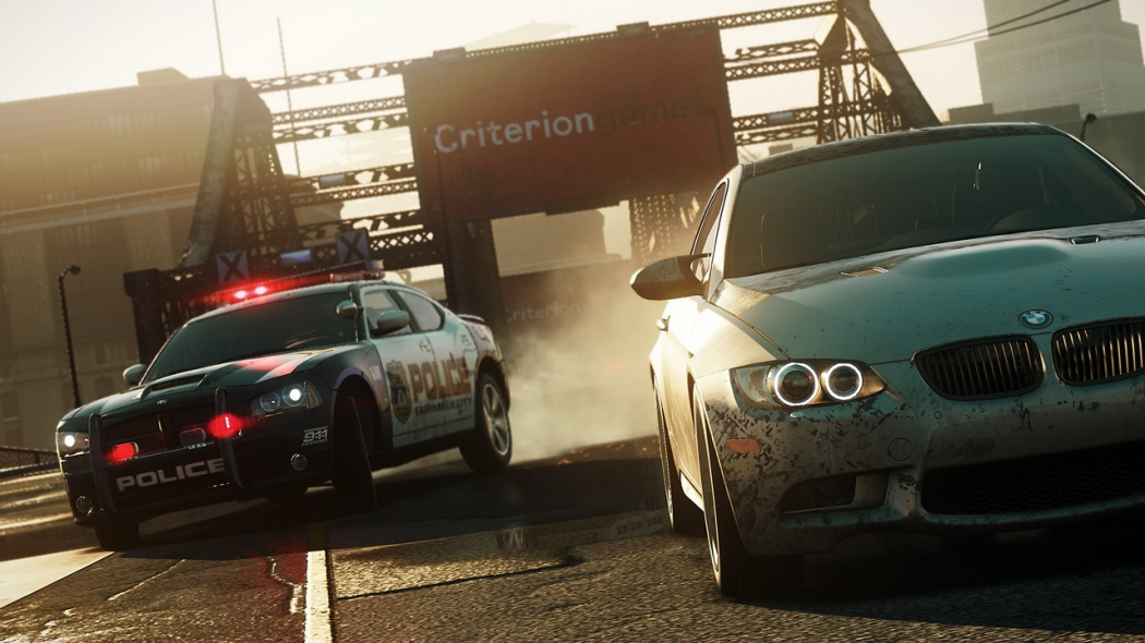 <i>Need for Speed</i> Lets You Become the <i>Most Wanted</i>