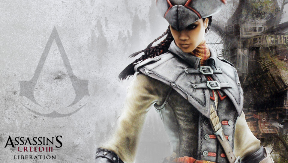 Assassin's Creed III: Liberation is a Vita-Only Title with a New All White Vita Bundle