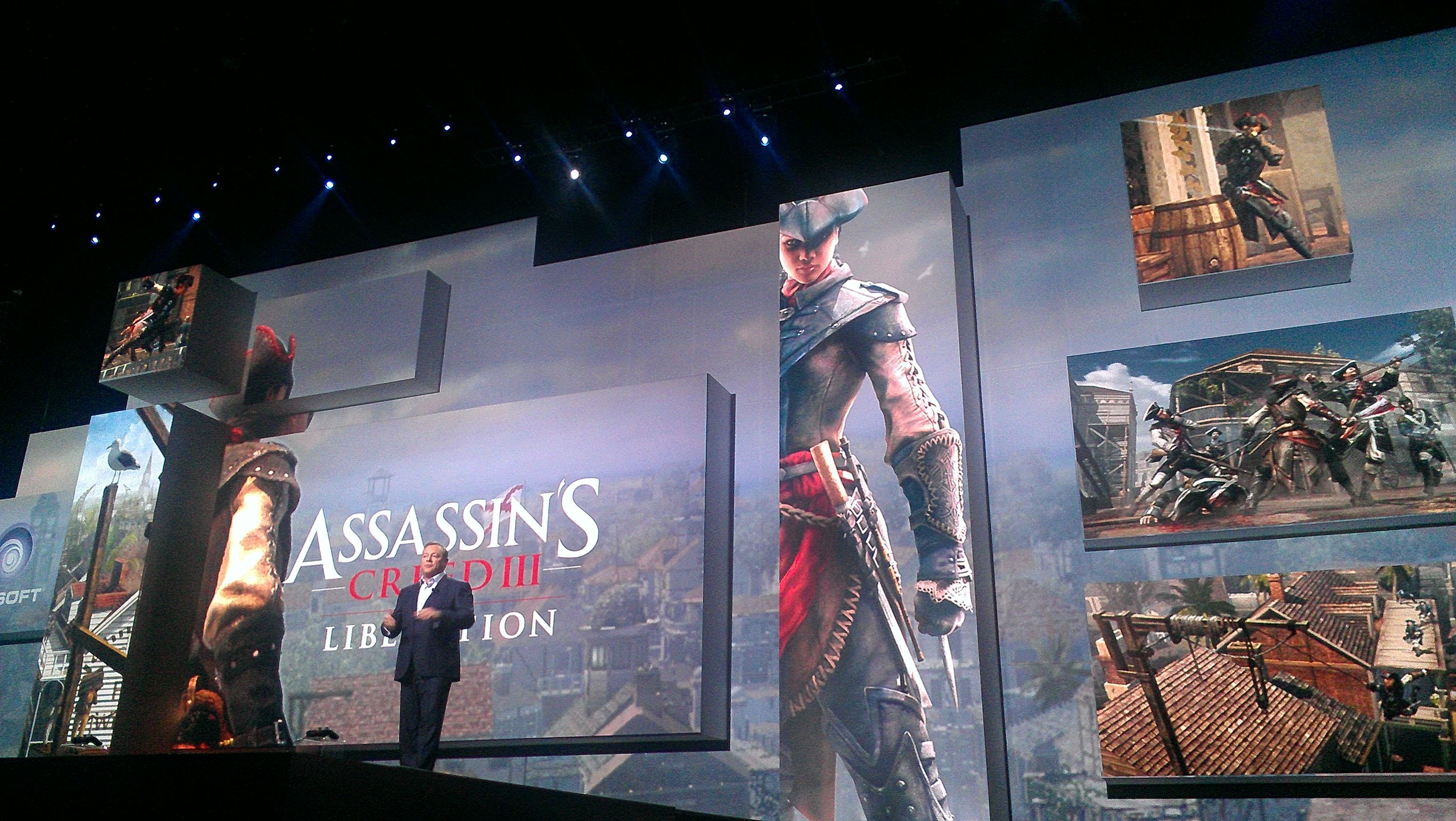 Assassin's Creed III Gets a Season Pass, Fight the Tyranny of King Washington