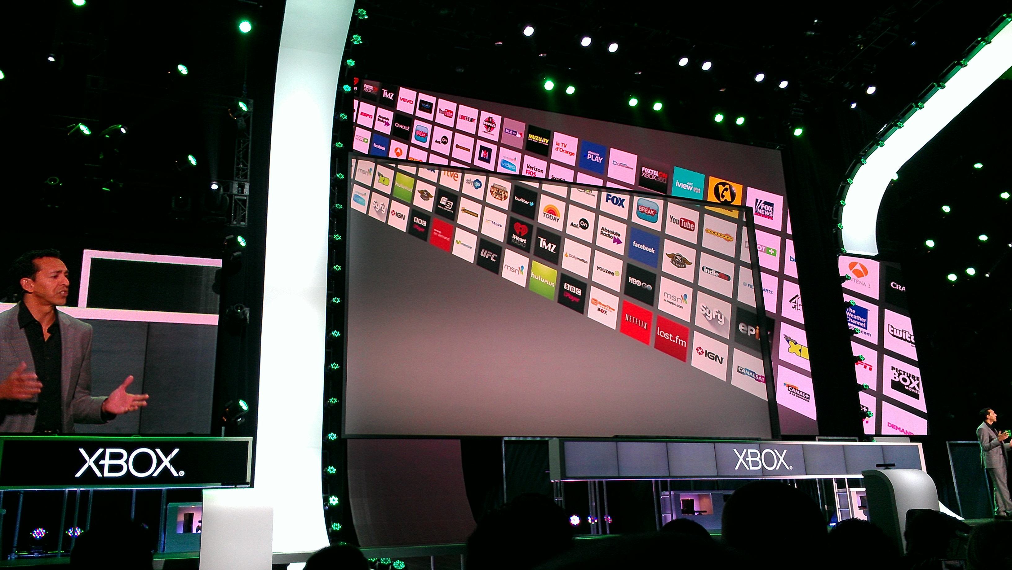 The Xbox 360 Gets Reloaded with Even More Media Partners