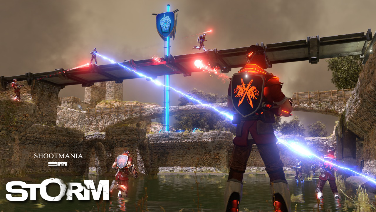 <i>ShootMania Storm</i> Surprises With Fun Gameplay