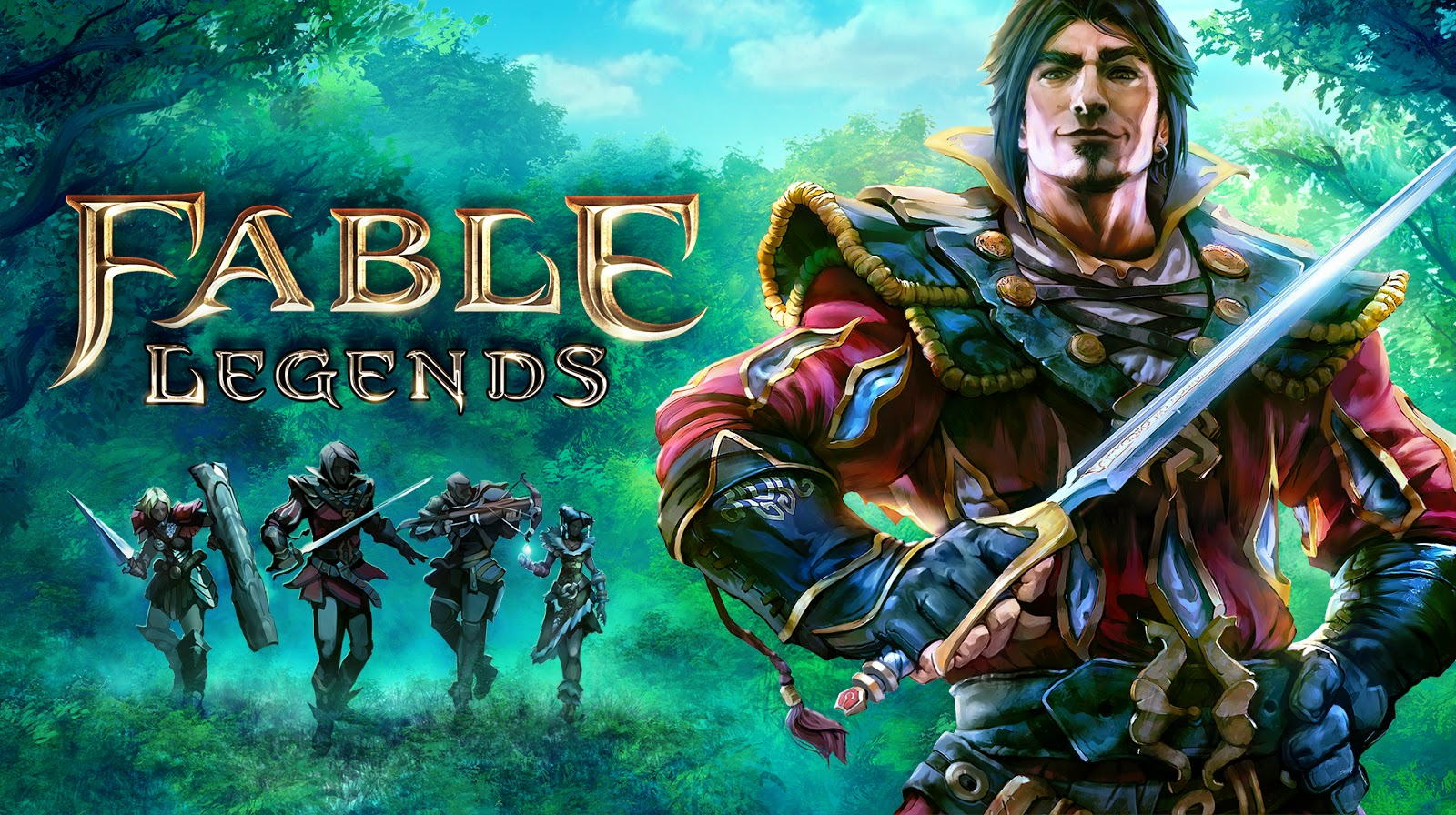 Microsoft and Lionhead Make New Fable Free to Play on Xbox One and PC