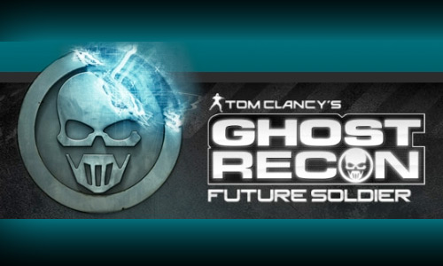 E3 2011 - <i>Tom Clancy's Ghost Recon: Future Soldier</i>