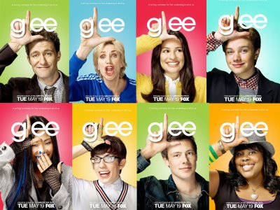 gLee Flashmobs Take Over