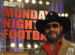 Hank Williams Jr Compares Obama to Hitler, ESPN Pulls Him From MNF