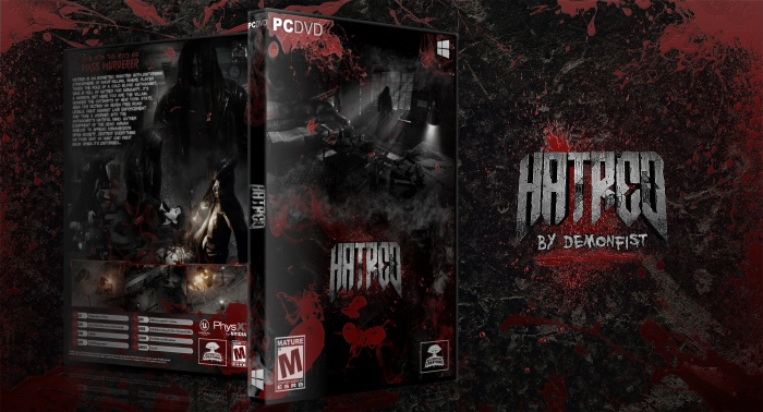 Hatred Receives AO Rating, Future Unclear