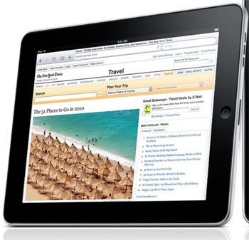 Next iPad To Be More 'i' And Less 'Pad'