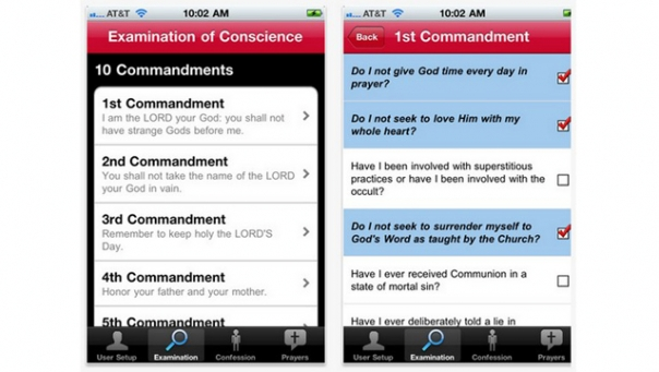 Catholic Church Likes Digital Confessions