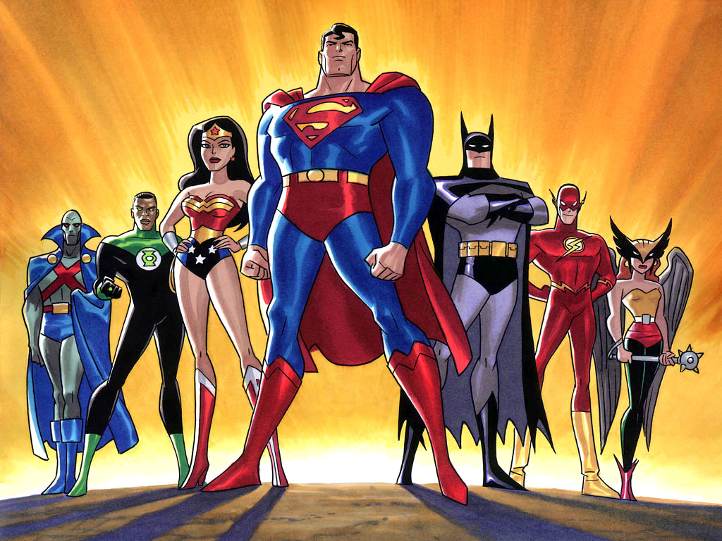 Justice League Film Coming?