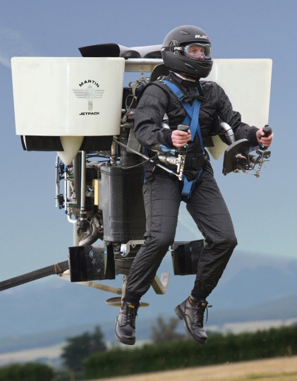 eBay Takes Jetpack Tourism to Space...Kind Of