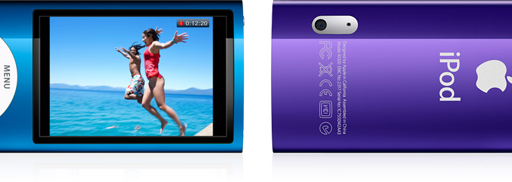New iPod Nano: Now With Zune Features!