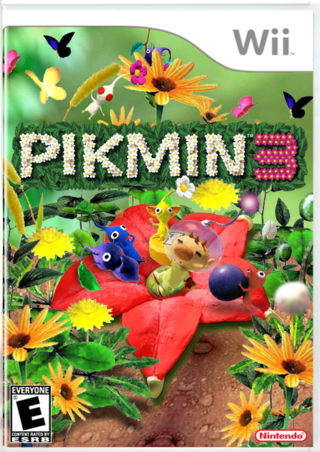 Pikman 3 and Wii U For You