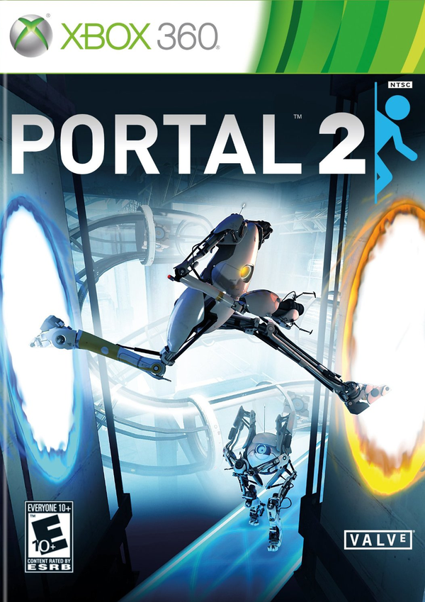 Portal 2 In Motion Coming to PS3