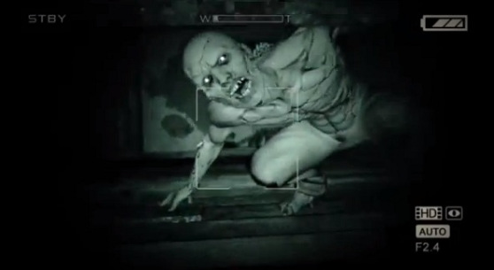 Outlast Captures Real-life Human Craziness to Make the Scariest Game Ever