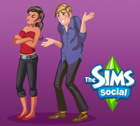 EA Sues Zynga Over Sims Social Look-a-like, The Ville