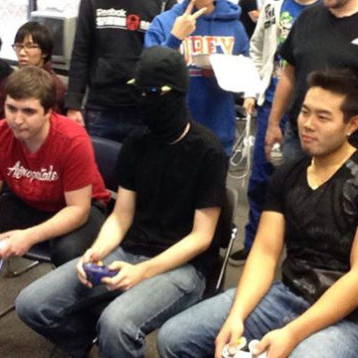 Masked Player Owned All Competitors in Smash Bros. Tournament