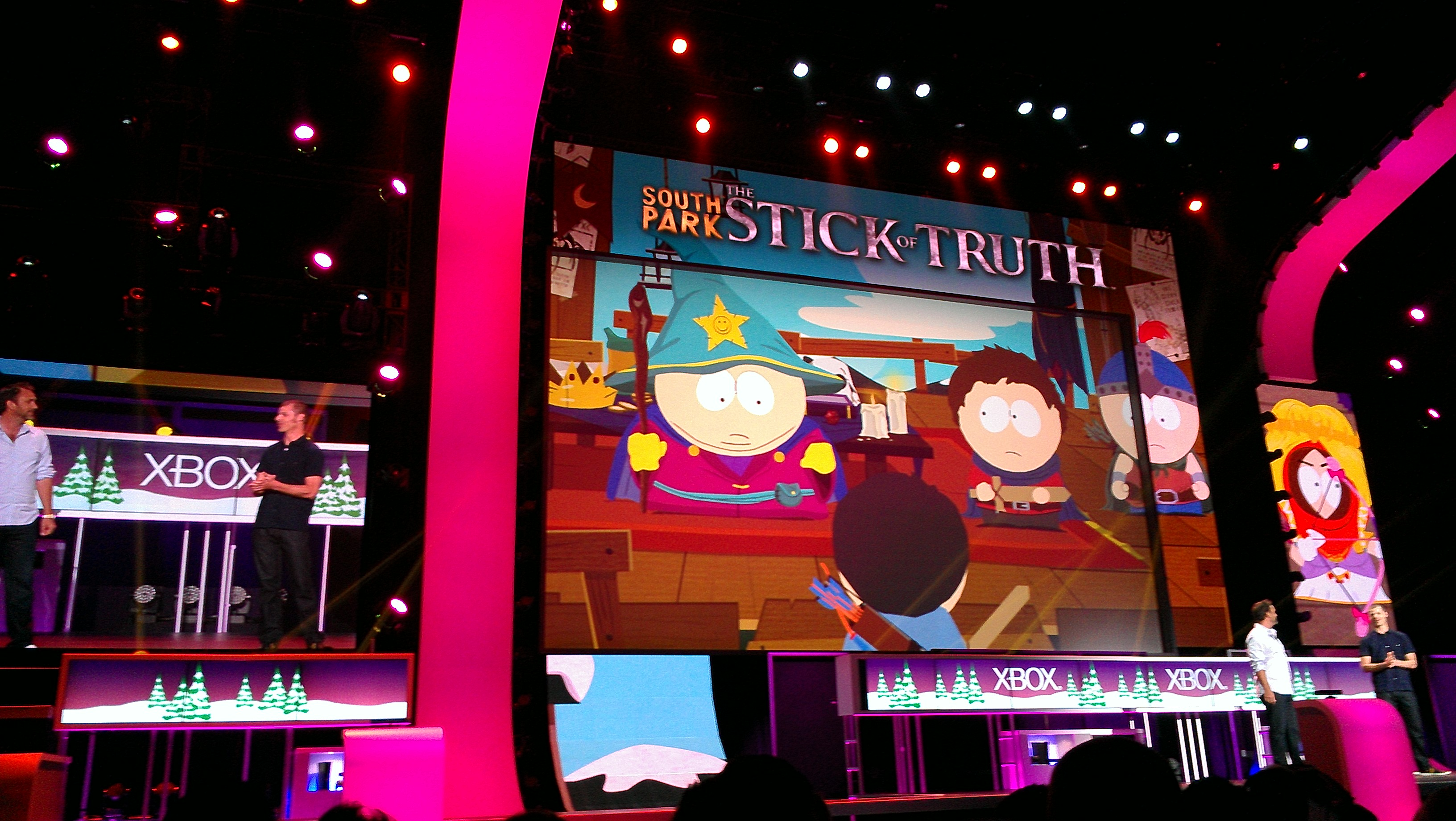 South Park Gets a Video Game by the Show Creators and THQ