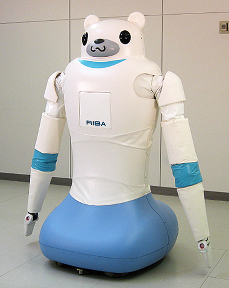 Nurse Teddy RoboBear