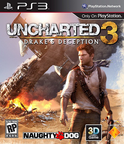 Uncharted 3: Drake's Deception Exploring Uncharted Territory, The Desert