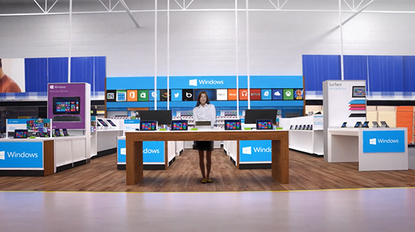 Microsoft Partners Up to Launch Exclusive Windows Store Deal with Best Buy