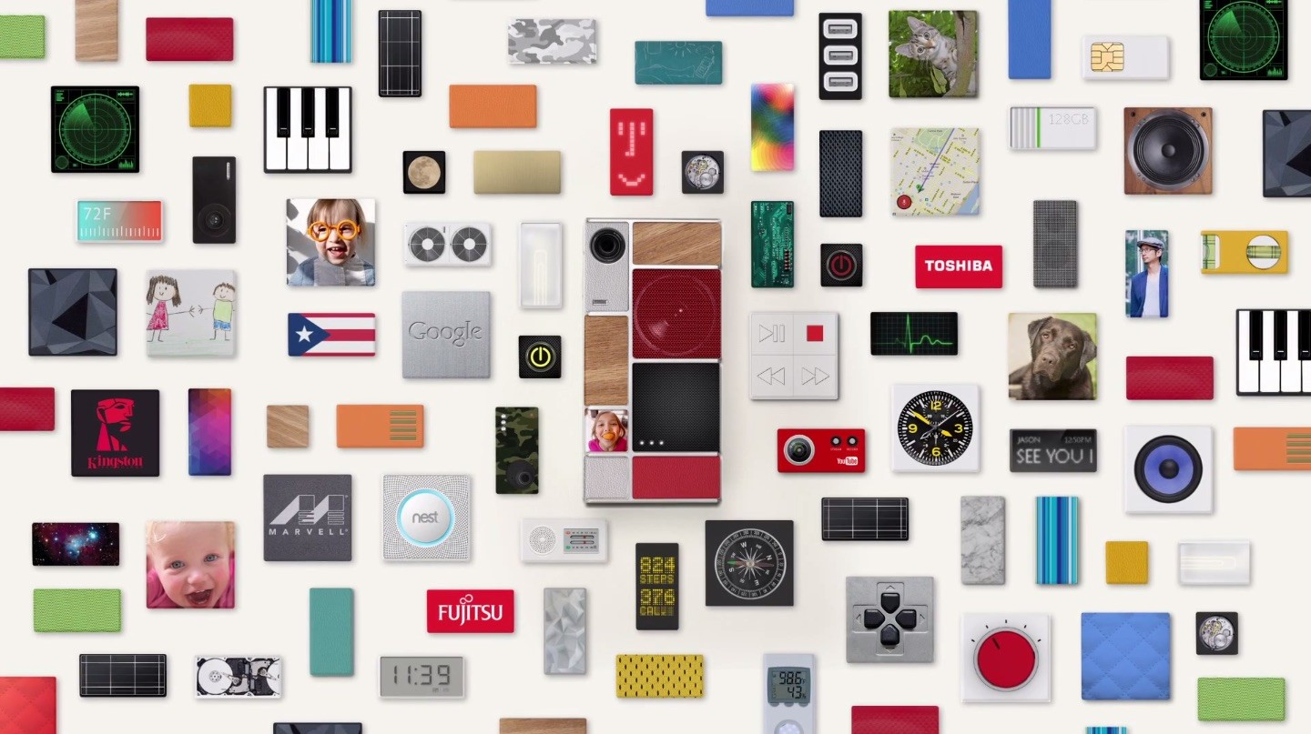 Google's Lofty and Unlikely Project Ara has Been Canceled