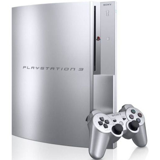 Sony Preparing Its Third Generation PS3