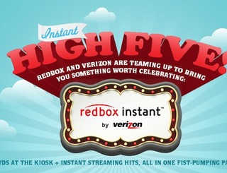 Redbox Instant to Beta Test on Xbox 360