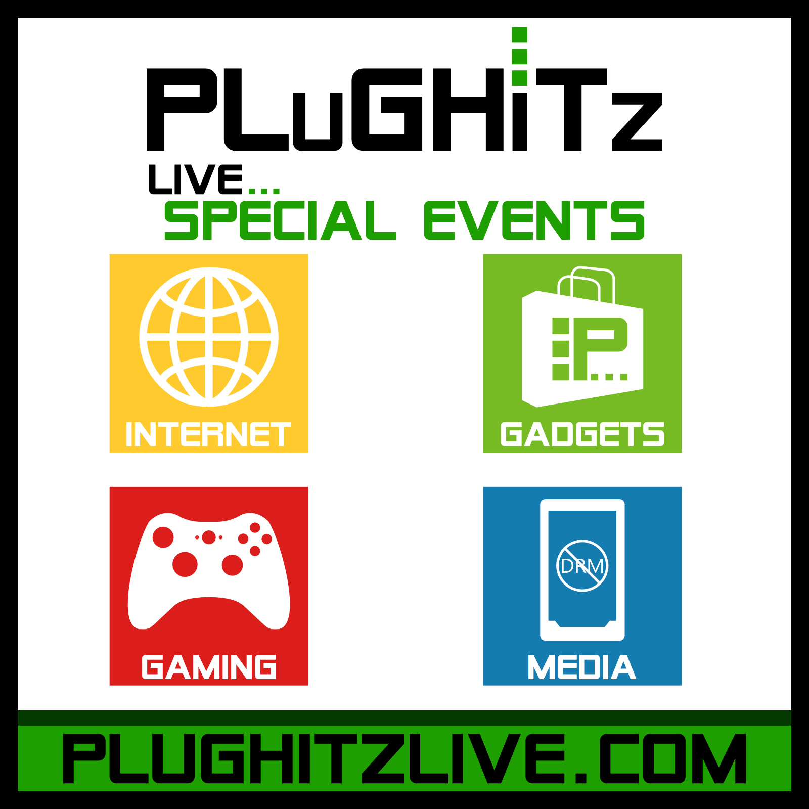 Living in Digital Times - Real Products for Real People (PLuGHiTz Live - Special Events)