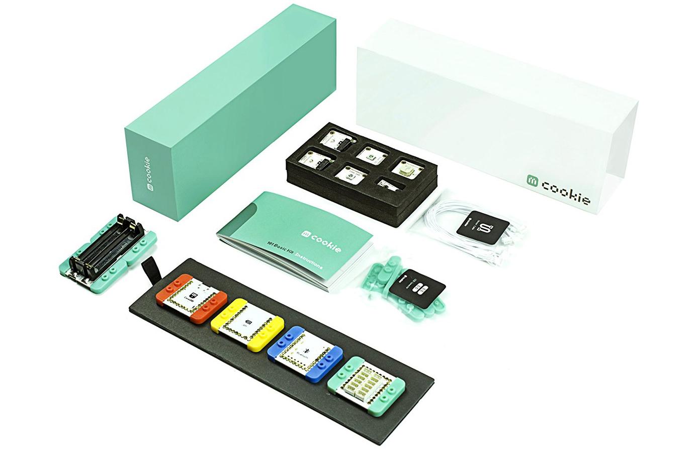 mCookie Arduino Kit