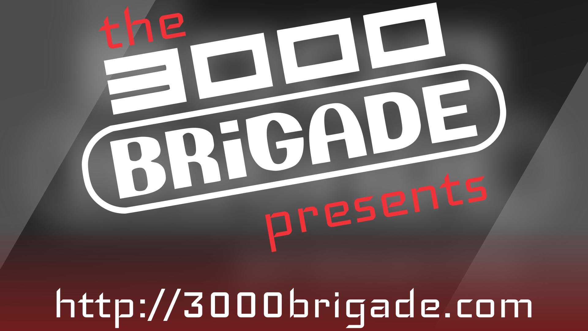 The 3000 Brigade Presents (Audio)