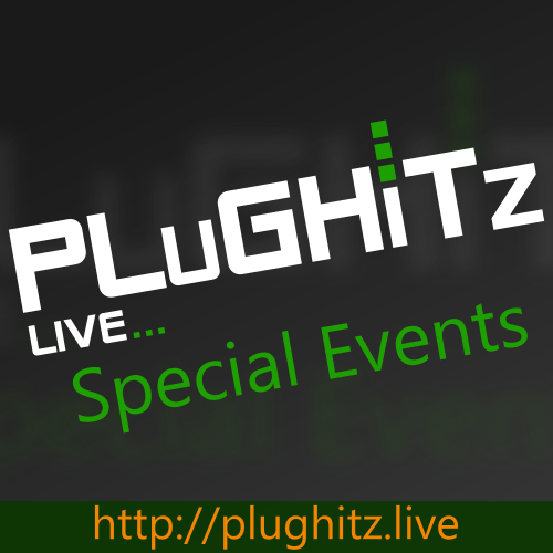Monkey Bidouille Showcased Beautiful PC Cases (PLuGHiTz Live - Special Events)